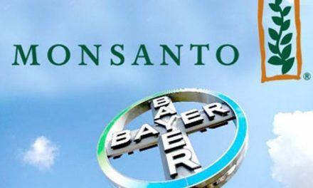 Bayer compra a Monsanto por 66.000 millones de dólares