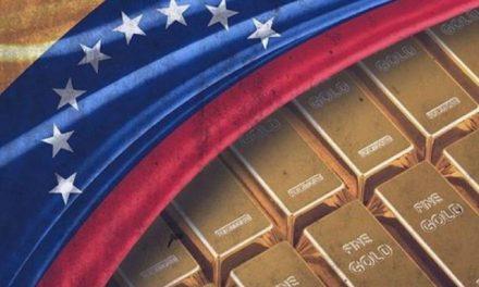 Se reparten el oro del Arco Minero del Orinoco