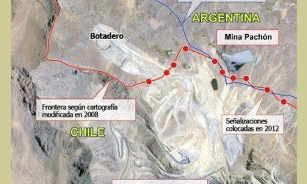 Pidieron a la Justicia la nulidad de un acuerdo y la remoción de la basura minera que arrojó Pelambres hacia el lado argentino