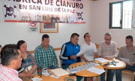 No quieren la instalación de planta de cianuro en Guanajuato