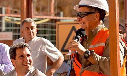 El nuevo jefe de la policía minera de San Juan es un ex CEO de minera Troy Resources
