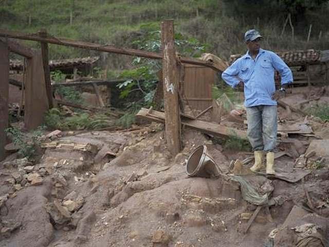 A un año del derrame de Minas Gerais hay pueblos que siguen bajo el barro