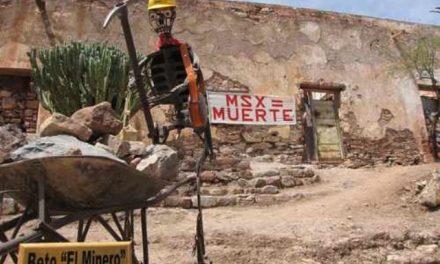 Minera San Xavier llegó, se llevó el oro y dejó desolación