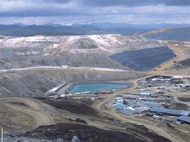 Minera Yanacocha vertió 40 millones de metros cúbicos de agua residual al ambiente