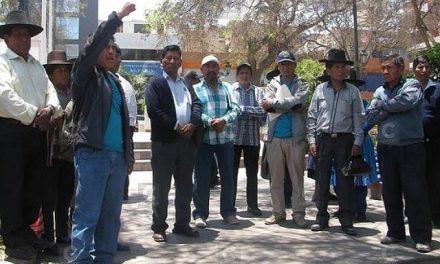 Pobladores de Camilaca rechazan el proyecto minero Río Tinto
