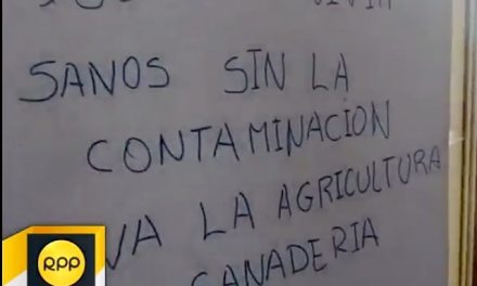No quieren minería en la capital ganadera de Perú