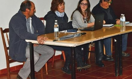 Constituyen una plataforma ciudadana contra una mina a cielo abierto en Ávila