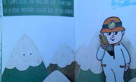 Los libros infantiles que lanzó el gobierno de San Juan para defender a la minería