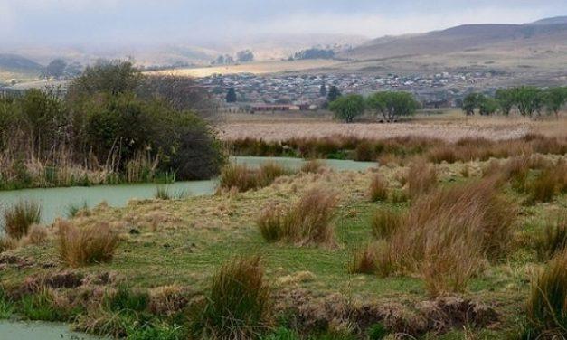 La sequía en Sudáfrica no impide más permisos para operaciones mineras