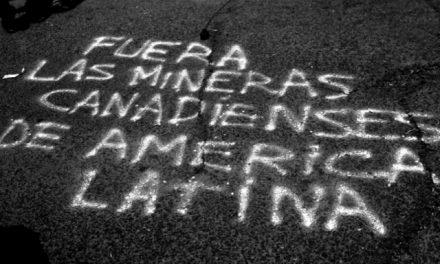 """Canadá y México crean """"fuerza de tareas"""" para proteger a las mineras de las protestas sociales y el crimen organizado"""