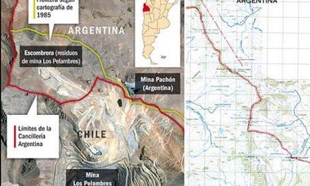 La Cancillería iniciará tratativas para el retiro de los desechos tóxicos mineros arrojados en San Juan desde Chile
