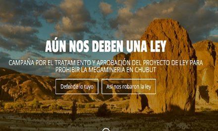 """Vecinos de Esquel a tres diputadas: """"Nos deben la ley que presentó el pueblo"""""""