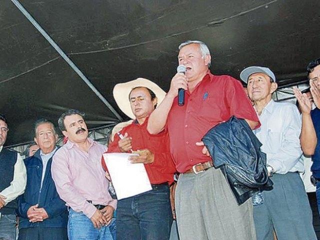 Alcalde pide anulación del EIA de Minera Coimolache