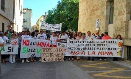Berkeley inicia las obras de una mina de uranio en Salamanca