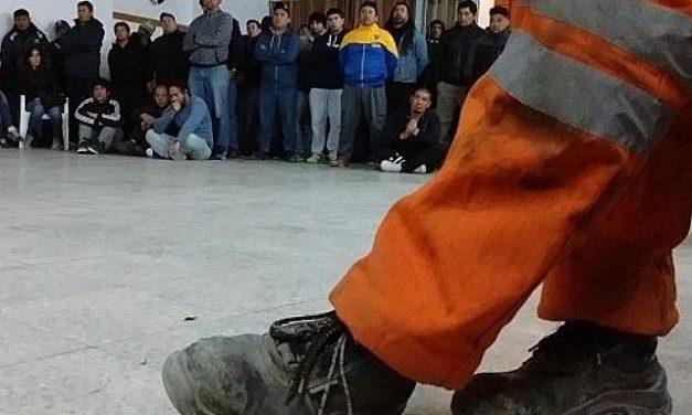 Otra de la minera MCC: adelantó las vacaciones a sus trabajadores de mina Sierra Grande