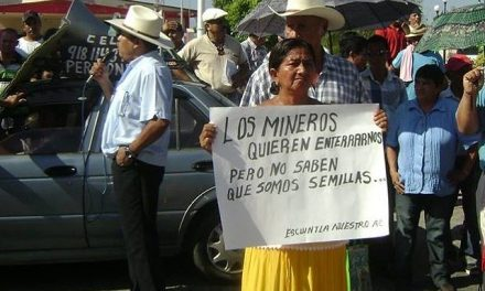 Mineras culpables por aumento en casos de cáncer en municipios de Chiapas