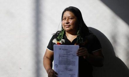 Comuneros awajun exigen ejecutar resolución que retira permiso a minera Afrodita