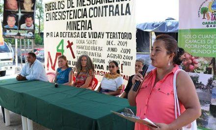 El Modelo Extractivo Minero: Amenaza potencial contra la diversidad biológica en Mesoamérica