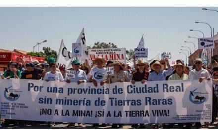 """La minería de tierras raras como símbolo de la """"baja calidad de la democracia"""""""