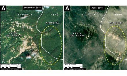 Nuevo frente de asqueo y contaminación: La Cordillera del Cóndor amenazada por la minería aurífera