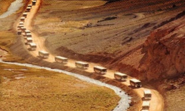 Una empresa de transporte vinculada a la minería desembarca en Bariloche