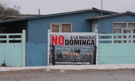 """Zanahorias y espejos de colores para que """"entre"""" el mego proyecto minero portuario Dominga"""