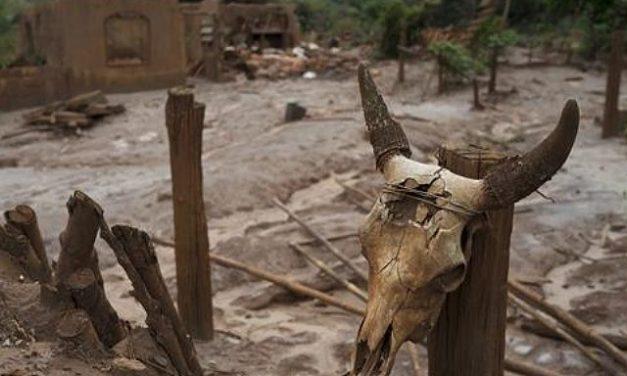 Bento Rodrigues, la tragedia continúa un año después del derrame tóxico minero