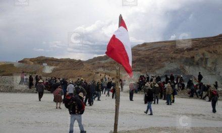 Pobladores ocuparon la mina de cobre Constancia de Hudbay en Cusco