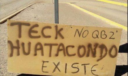 Comunidad Huatacondo indignada con Minera Teck por no reconocer impacto ambiental en su territorio