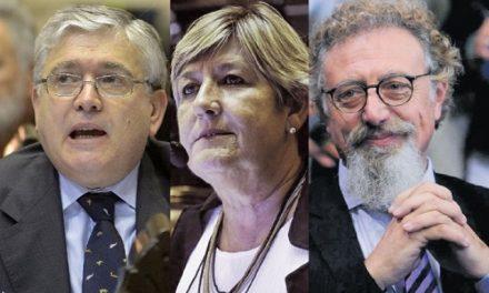 ¿Los senadores de Chubut contra los humedales?