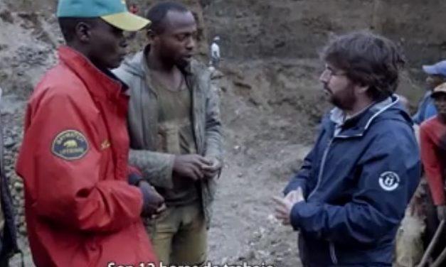 «Las empresas ganan mucho dinero con el coltán pero nosotros seguimos siendo pobres»