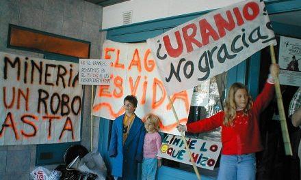 Uranio de Chubut: Ahora Nación argumenta que es más rentable importar el mineral