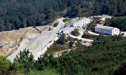 Reactivan antigua mina nazi de wolframio, vierte materiales en la Ría de Noia y amenaza el futuro de 1.600 personas
