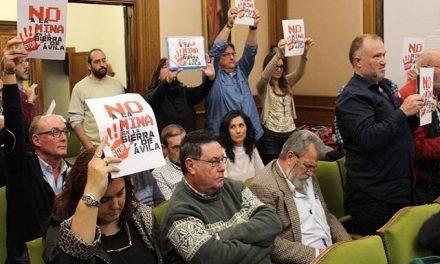 Recogen más de 10.600 firmas contra proyecto de mina de feldespato en Ávila