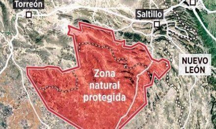 Frenan reserva de la biósfera para favorecer a mineras