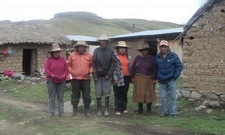Minera canadiense Hudbay será desalojada por una familia de campesinos