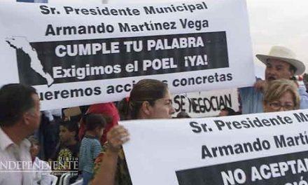 Se pronunció el Alcalde de La Paz contra la minería tóxica