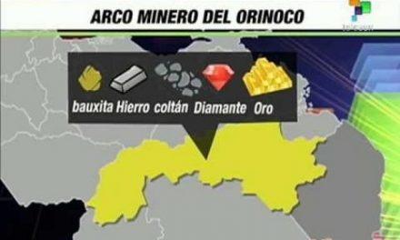 Gobierno venezolano aprobó el plan de financiamiento 2016-2017 para el Arco Minero