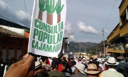 Consejo de Estado tumba consulta minera de Cajamarca