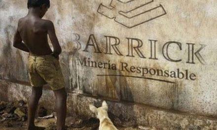 Lavado de imagen: Barrick Gold instalará cámaras en la mina Veladero