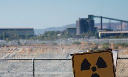 Una mina de uranio a cielo abierto en plena zona protegida