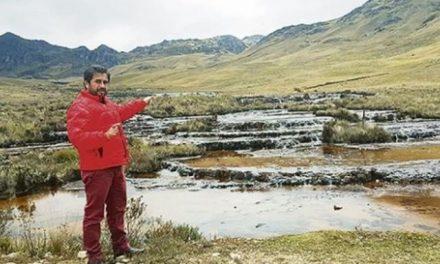 Dan ultimátum a minera para que se retire de cabecera de cuenca en Hualgayoc