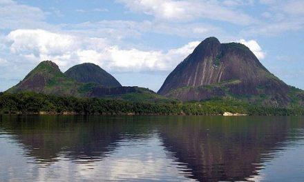 Estrella fluvial de Inírida, un paraíso amenazado por la minería