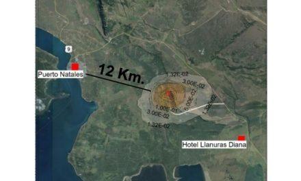 Solo a 12 km. de Puerto Natales intentan imponer una mina de carbón a rajo abierto