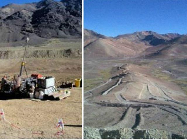 Ocho empresas mineras podrían comenzar a explorar en la alta cordillera sanjuanina