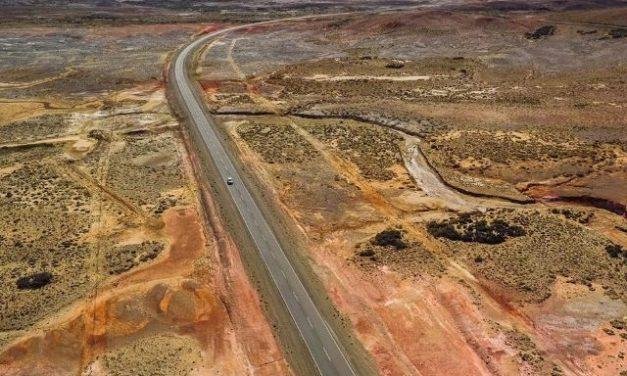 ¡Frenemos la explotación minera en la puerta de la Cuevas de las Manos a tiempo!