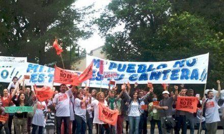 Justicia paralizó minería de asbesto en San José de la Quintana