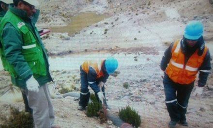 OEFA ordena a minera Aruntani remediar contaminación del río Chacapalca
