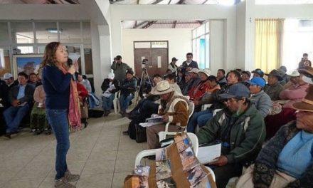 Pobladores de Melgar piden cierre de minera Aruntani por contaminar la cuenca