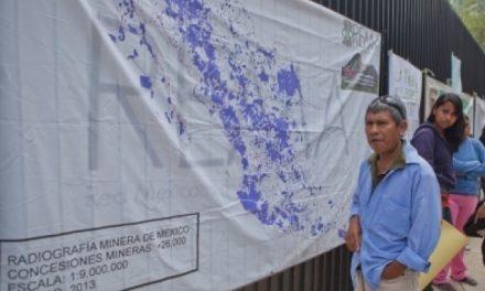 En 10 meses se concesionaron 1.1 millones de hectáreas para extraer oro y plata en México